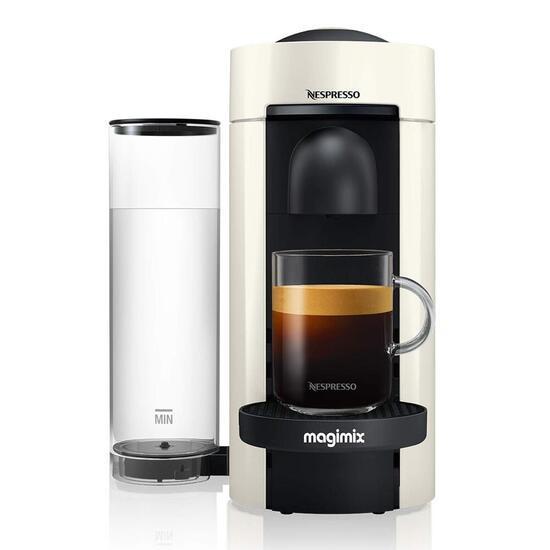Nespresso Magimix Vertuo Plus White 11398