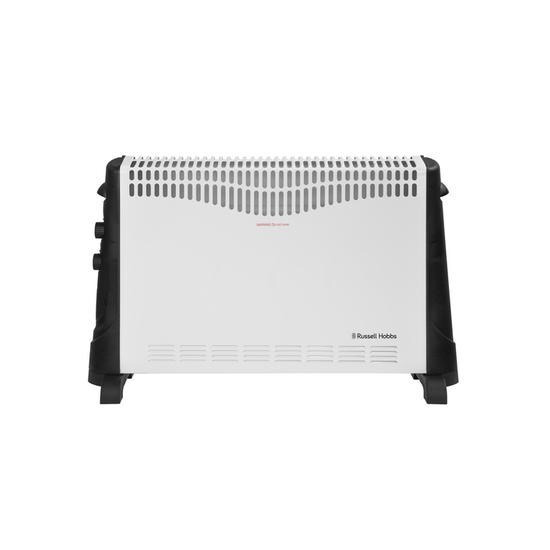 RUSSELL HOBBS RHCVH4001 Portable Convector Heater - Black & White
