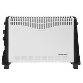 RUSSELL HOBBS RHCVH4002 Portable Convector Heater - Black & White Reviews