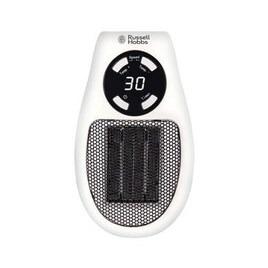 Russell Hobbs RHPH2001 Ceramic Plug Heater - Black & White Reviews