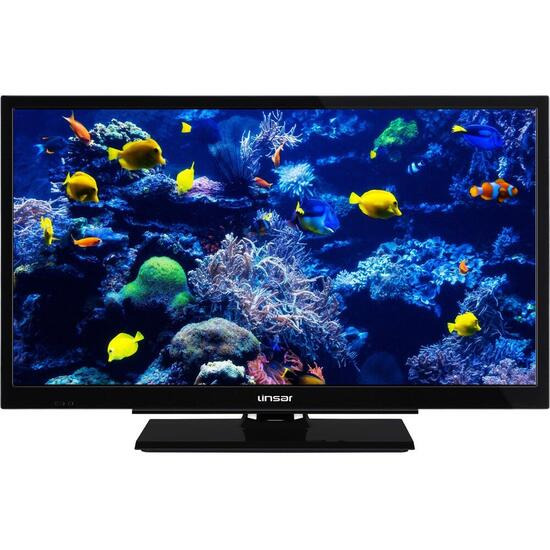 """Linsar 32LED1800 32"""""""" HD Ready SMART TV- Black - A+ Rated"""