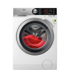 Bosch Series 8 L8FEC966CA WiFi-enabled 9 kg 1600 Spin Washing Machine - White Reviews