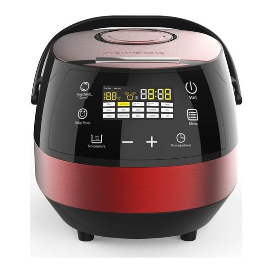 Drew&Cole Clever Chef Multicooker - Red
