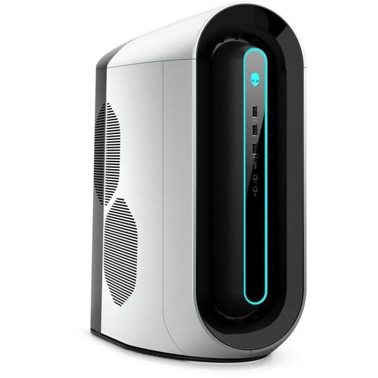 Alienware Aurora R9 Intel Core i7 GTX 1660 Ti Gaming PC - 1 TB HDD & 256 GB SSD