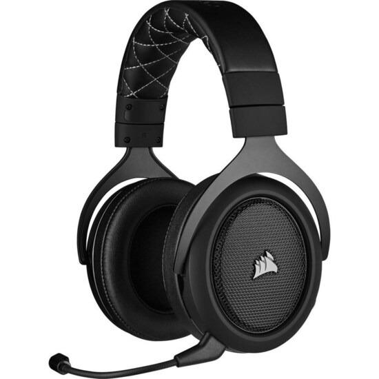 PIRANHA HS70 PRO Wireless 7.1 Gaming Headset - Black
