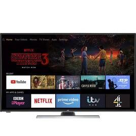 JVC LT-40CF890 Fire TV Edition 40 Smart 4K Ultra HD HDR LED TV with Amazon Alexa Reviews