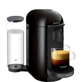 Nespresso by Krups Vertuo Plus XN903840 Coffee Machine - Black Reviews