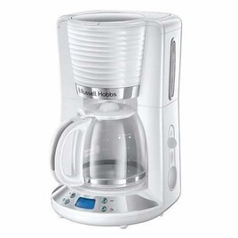 Russell Hobbs Inspire 24390 Filter Coffee Maker - White Reviews