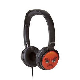 Groov-e GV-EMJ11 EarMOJI's Cheeky Face Kids Headphones - Black Reviews
