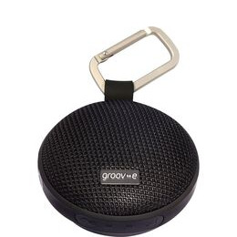 Groov-e Wave I GVSP362BK Portable Bluetooth Speaker - Black Reviews