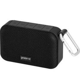 GROOV-E Wave II GVSP462BK Portable Bluetooth Speaker - Black Reviews