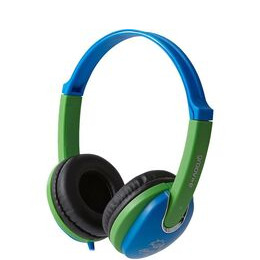 GROOV-E KIDDIEZ GV-591-BG Kids Headphones - Blue & Green