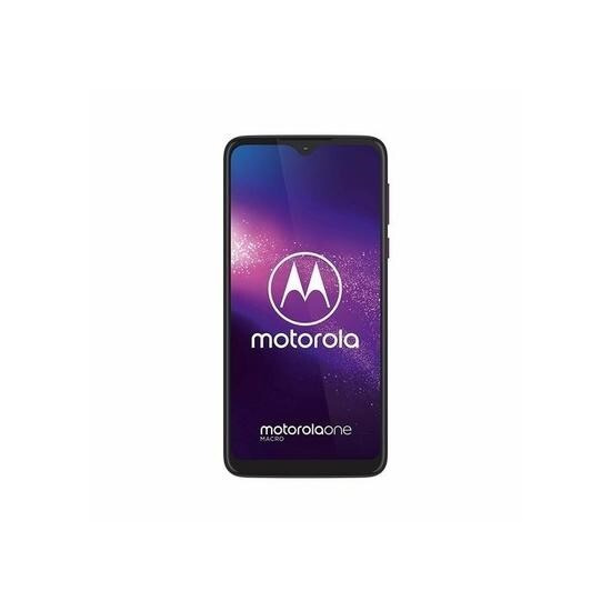 Motorola One Macro - 64 GB, Ultra Violet