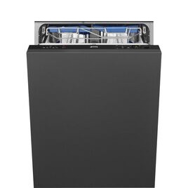 SMEG DID13TP3 Full-size Fully Integrated Dishwasher Reviews
