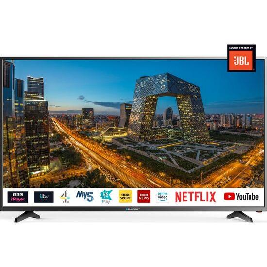 BLAUPUNKT 50/405V 50 Smart 4K Ultra HD HDR LED TV