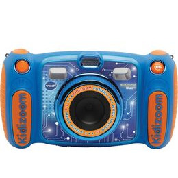VTech Kidizoom Duo 5.0 Compact Camera - Blue Reviews
