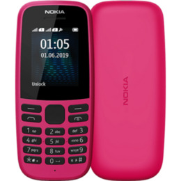 Nokia 105 4th Edition - 4 MB, Pink Reviews