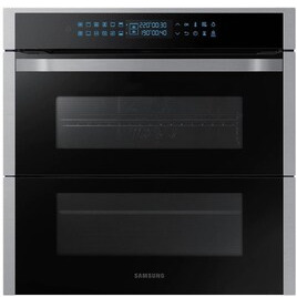 Samsung Dual Cook Flex NV75R7676RS Built-In Pyrolytic Single Oven Reviews