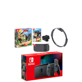 Nintendo Switch GreyRing Fit Adventure Pack Reviews