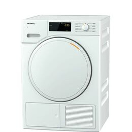 MIELE TWB140 WP 7 kg Heat Pump Tumble Dryer - White Reviews
