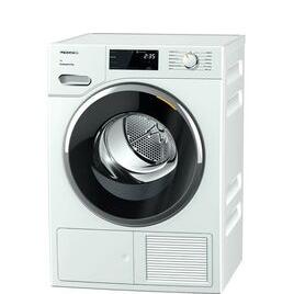 MIELE TWF640 WP 8 kg Heat Pump Tumble Dryer - White Reviews