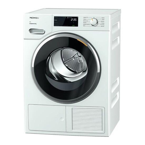 MIELE TWF640 WP 8 kg Heat Pump Tumble Dryer - White