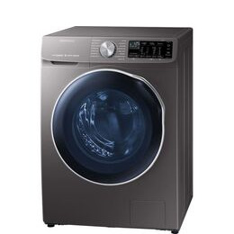 Samsung ecobubble WD10N645RAX WiFi-enabled 10 kg Washer Dryer - Inox Reviews