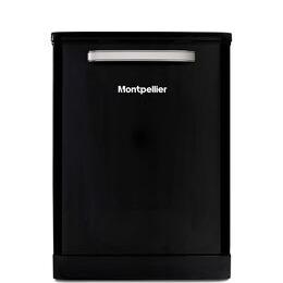 Montpellier MAB600K Full-size Dishwasher - Black Reviews