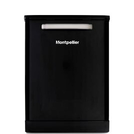 Montpellier MAB600K Full-size Dishwasher - Black Reviews