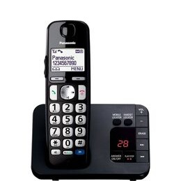 PANASONIC KX-TGE720EB Cordless Phone Reviews