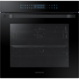 Samsung Prezio Dual Cook NV75R7576RB Built In Electric Single Oven