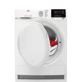 AEG 7000 Series T7DBG840N 8 kg Heat Pump Tumble Dryer - White Reviews