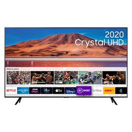 Samsung UE55TU7100 Reviews