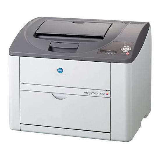 Konica Minolta 2550 Magicolor Printer