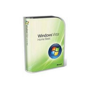 Photo of Windows Vista Home Basic 64 Bit  DVD English 1PACK Software