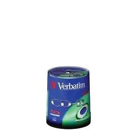 Verbatim DataLife - 100 x CD-R - 700 MB ( 80min ) 48x - spindle - storage media Reviews