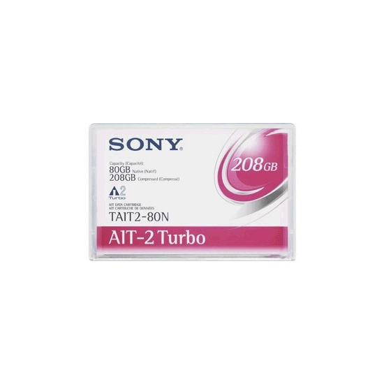 Sony Turbo data cartridge 80Gb TAIT2-80N