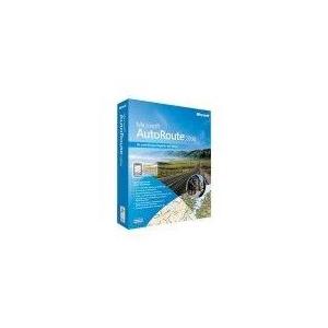 Photo of Microsoft AutoRoute 2007 Software