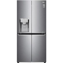 LG GML844PZKV Freestanding Rated American Fridge Freezer  Reviews