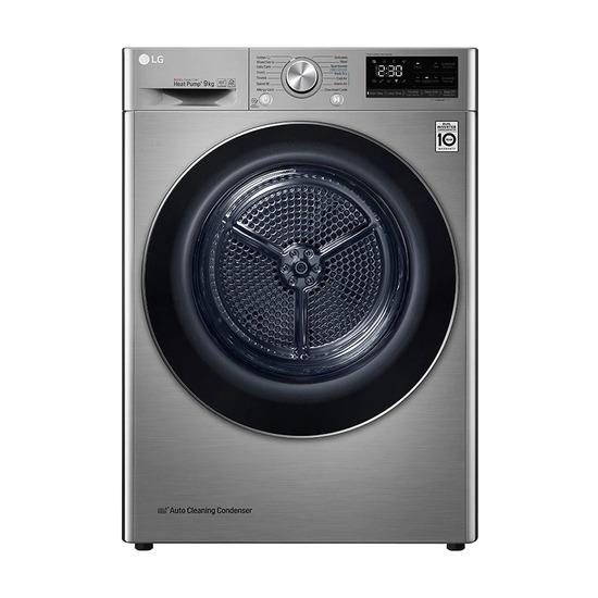 LG FDV909S Wifi Connected 9Kg Heat Pump Tumble Dryer