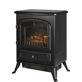 Russell Hobbs RHEFSTV1002B Electric Fire Stove - Black Reviews