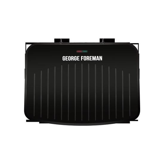 George Foreman 25820 Large Health Grill - Black