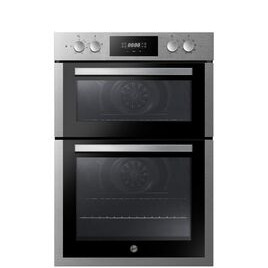 HOOVER H-OVEN 300 HO9DC3E3078IN Electric Double Oven - Stainless Steel Reviews