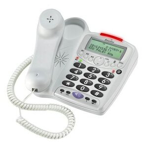 Photo of Binatone Speakeasy 5 Phone In White Landline Phone