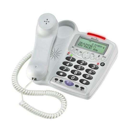 Binatone Speakeasy 5 Phone in White