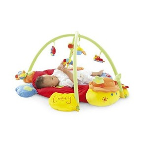 Photo of Mamas & Papas Light and Sound Playmat and Gym Toy