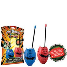 Power Rangers Mask Walkie Talkies. Reviews