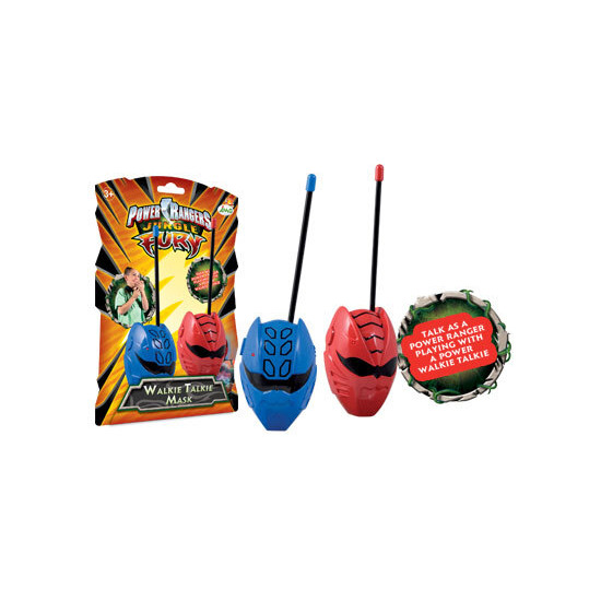 Power Rangers Mask Walkie Talkies.