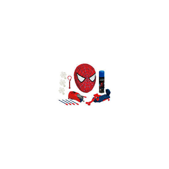 Spider-Man Deluxe Web Blaster Role-Play Set