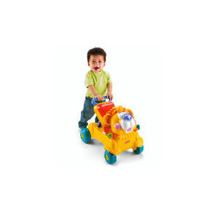 Photo of Fisher-Price Stride To Ride Lion Toy
